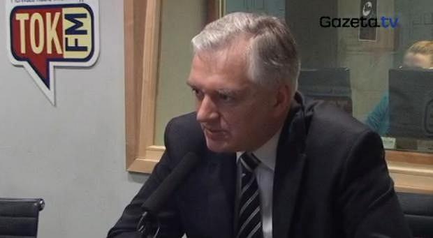 Jarosław Gowin w radiu TOK FM