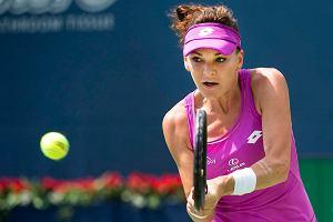 WTA Cincinnati. Radwańska odpadła w pierwszej rundzie