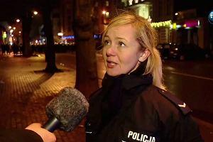 """28 osób zatrzymanych po nocnych zamieszkach w Ełku. """"Proszę mieszkańców o spokój"""""""