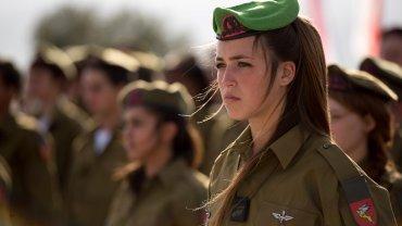 Kobiety w Siłach Obronnych Izraela