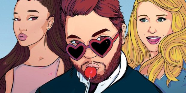 """Who Is Fancy opublikował teledysk do utworu """"Boys Like You"""". Kawałek uświetniają Meghan Trainor i Ariana Grande."""