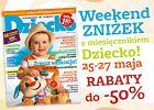 """Weekend zniżek z Miesięcznikiem """"Dziecko"""" - regulamin akcji"""