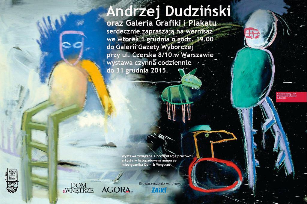 Wystawa prac Andrzeja Dudzińskiego