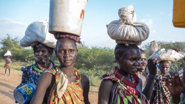 Kobiety w Sudanie Po�udniowym chc� odmawia� m�czyznom seksu, by zmusi� ich do zako�czenia wojny