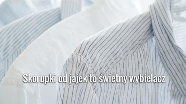 Poszarzałe ubrania możesz wybielić naturalnymi środkami
