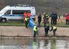 Sprawa Ewy Tylman. Zamkni�cie centrum Poznania: to policja z Niemiec wyznaczy�a czas i rejon