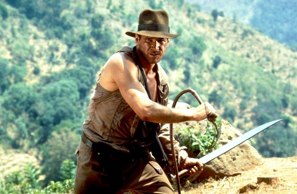 Indiana Jones i Świątynia Zagłady / mat. promocyjne