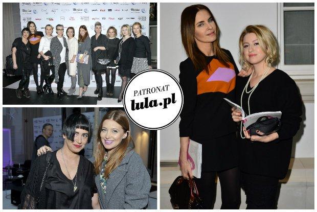 Konferencja 7. edycji Fashion Designer Awards: Joanna Horodyńska jak Diane Kruger, stylowa Ada Fijał, Paulina Sykut z efektowną torbą [ZDJĘCIA]