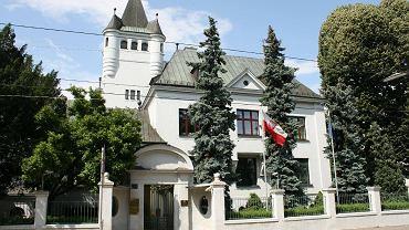 Ambasada RP w Wiedniu