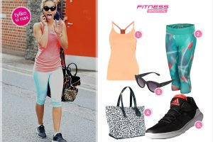 Trening w stylu gwiazd: Rita Ora