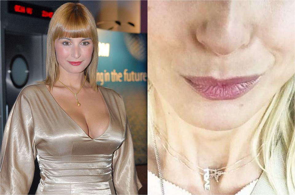 Zdjęcie numer 0 w galerii - Joanna Brodzik kiedyś była seksbombą. Teraz ma 44 lata. Jak wygląda? Zmiana jest spora
