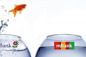 Nowy, �wie�szy mBank? Koniec z tabelami pe�nymi liczb, stawiamy na przekaz graficzny