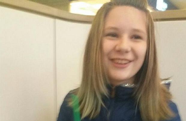 Zaginęła 12-letnia Nika Kubacka. Wyszła z domu i nie powiedziała, dokąd idzie