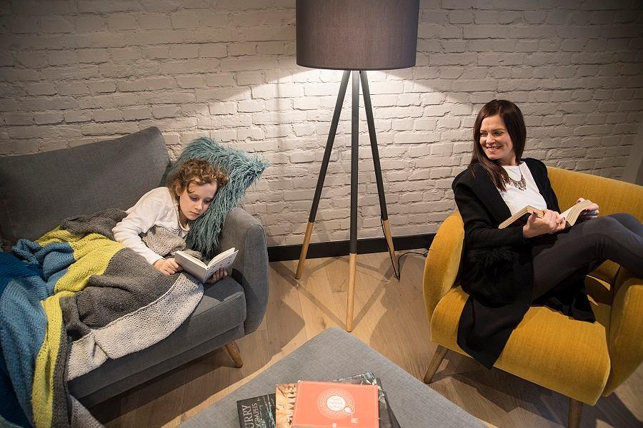 Idealny fotel do czytania
