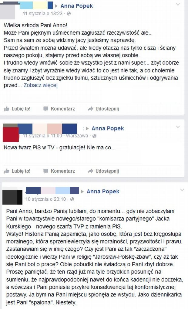 Fani do Anny Popek