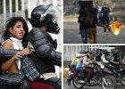 Prezydent Wenezueli rozp�dzi� opozycyjny Majdan