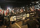 Rasistowskie hasła na Marszu Niepodległości 11.11.2017