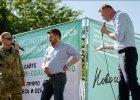 Manewry przedwyborcze w Rosji. Oszusta po�lij, wroga tnij