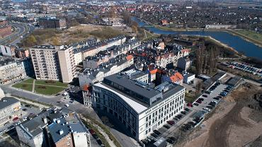 Siedziba LPP na Łąkowej