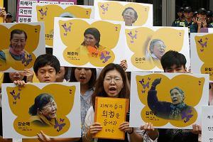 Korea Płd.: Odszkodowania dla niewolnic seksualnych z lat japońskiej okupacji