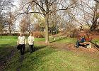 Wytn� drzewa pod Tras� �wi�tokrzysk�? Trwa walka o park