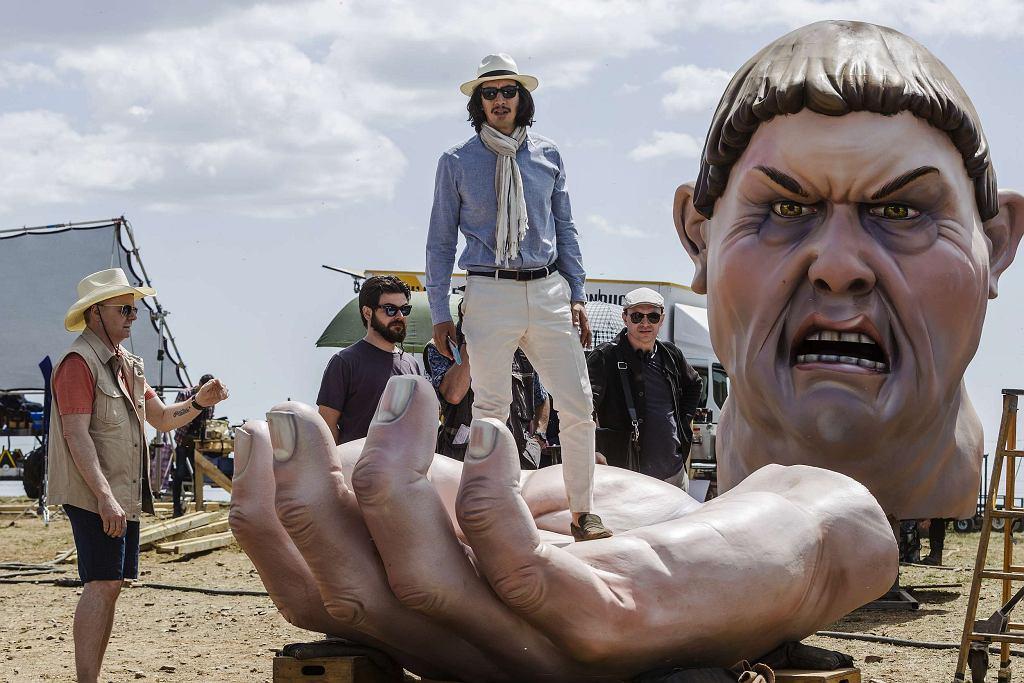 Adam Driver w filmie 'Człowiek, który zabił Don Kichota', reż. Terry Gilliam / Gutek Film