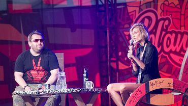 Anja Rubik na Pol'and'Rock Festival
