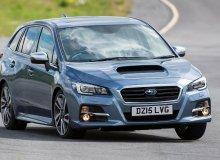 Subaru Levorg   Ważna nowość, cena bez zmian