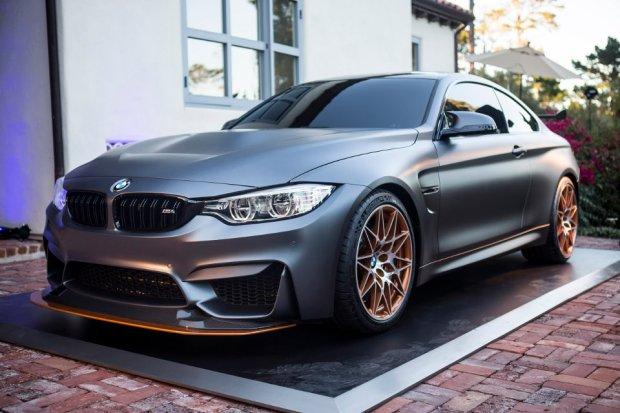 BMW Concept M4 GTS   Wersja ekstremalna