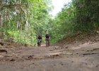 Rowerem po Amazonce. Między nienawiścią a miłością