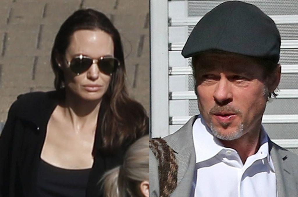Angelina Jolie utrudnia Bradowi Pittowi kontakt z dziećmi. Nie chce, żeby byli ze sobą blisko