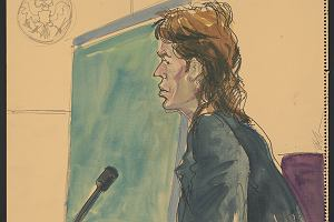 Proces Jaggera, atak terrorystyczny. Z tych rozpraw nie znajdziesz zdjęć [UNIKALNE GRAFIKI]