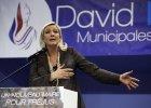Sukces skrajnej prawicy we Francji