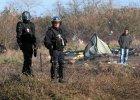 Protesty w Calais. Policja zatrzymała 14 działaczy skrajnej prawicy