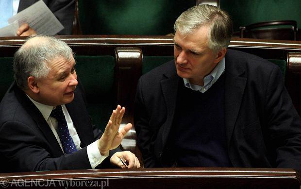 Micha� Kami�ski: Gowin chce rz�dzi� z Kaczy�skim