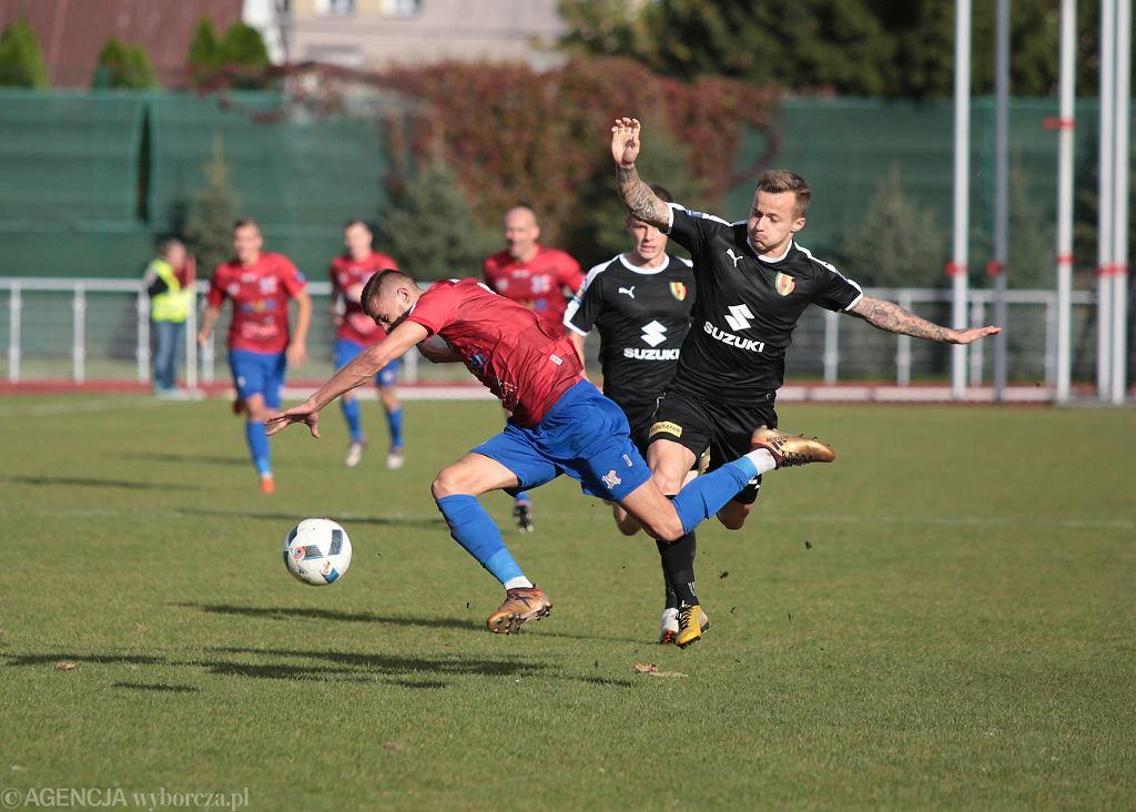 Mecz Pucharu Polski: Wisła Sandomierz - Korona Kielce