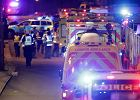 Londyn. Seria ataków: samochód wjechał w tłum, napastnicy uzbrojeni w noże. Są ofiary. Policja: To ataki terrorystyczne