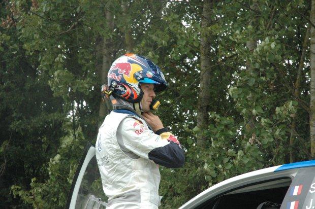 Sebastien Ogier, 71. Rajd Polski 2014, OS 15 Baranowo