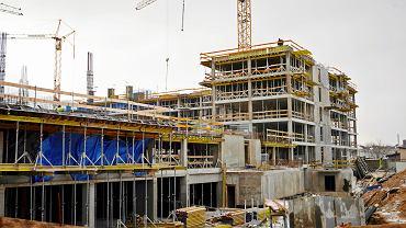 Budowa osiedla Recanto przy ul. Senatorskiej