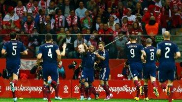 Nasi rywale do awansu na Euro 2016 ju� graj�. Gruzja - Szkocja. Ka�da strata punkt�w Szkot�w - marzenie