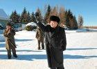 Kim D�ong Un odwiedzi� pierwszy kurort narciarski w Korei P�n. Ale nart nie za�o�y�