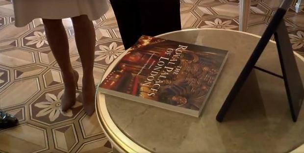 Zdjęcie numer 3 w galerii - Andrzej Duda podarował Kate i Williamowi szablę. A co dostali w zamian? Klasyczny zestaw
