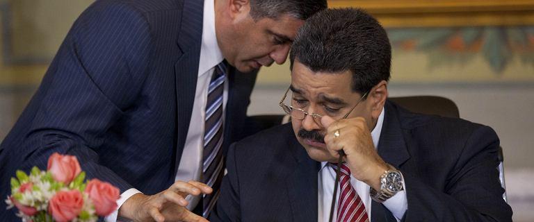 Prezydent Donald Trump zakazał handlu wenezuelską kryptowalutą