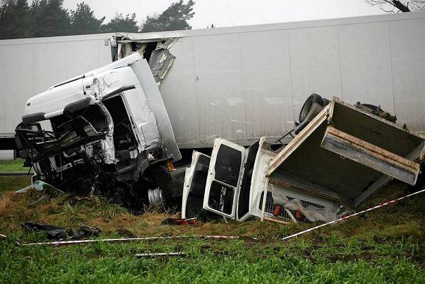 Tragiczny wypadek pod Zambrowem, trzy ofi