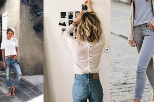 Jeansy na każdą porę dnia - nasze propozycje stylizacji