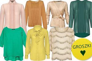 Eleganckie bluzki - idealne na święta