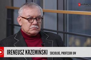 """Niechęć do uchodźców zemści się na Polakach - prof. Krzemiński w """"Temacie Dnia"""""""
