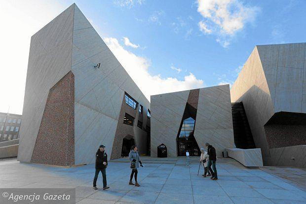 Centrum Kulturalno-Kongresowe Jordanki w Toruniu / Wojciech Kardas