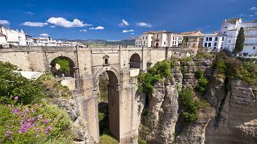 Hiszpania Ronda, Malaga / Shutterstock
