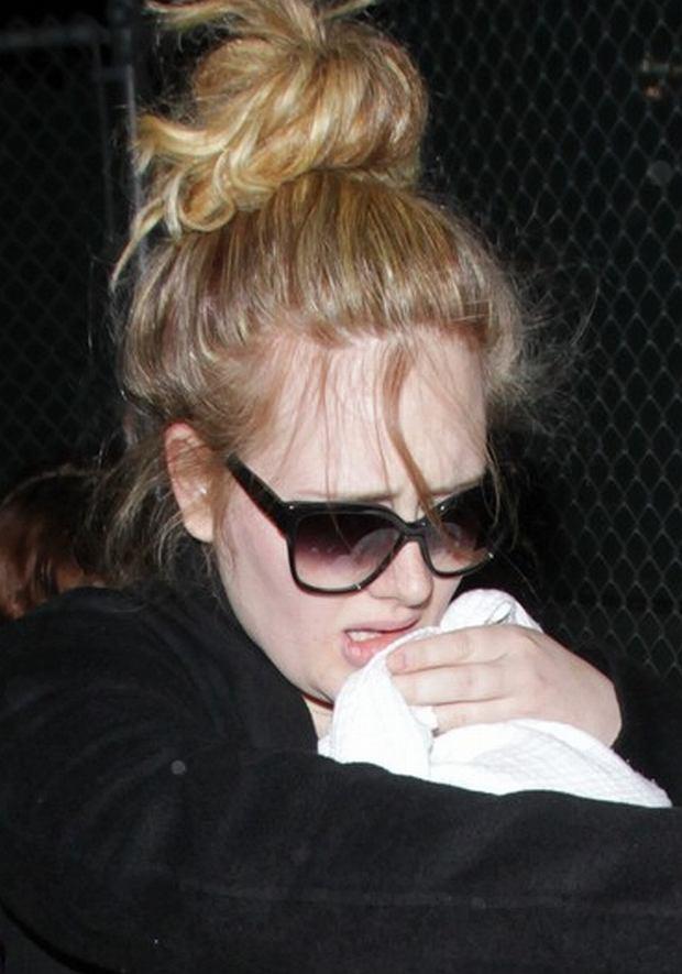 Adele, syn